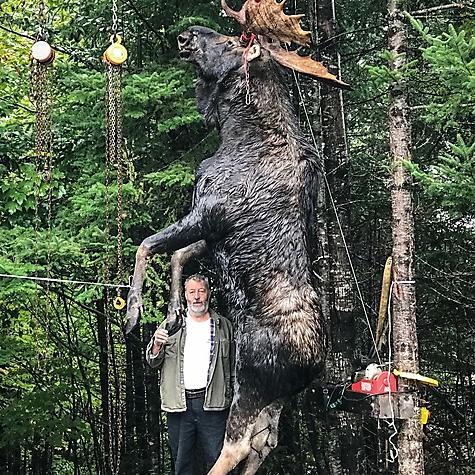 2018 Moose Season