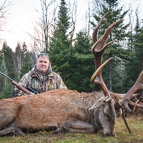 2018 Red Stag Season